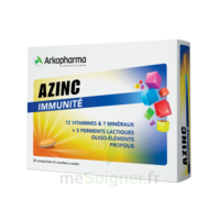 Azinc Immunité Tri Couches Comprimés B/30 à MONTEREAU-FAULT-YONNE
