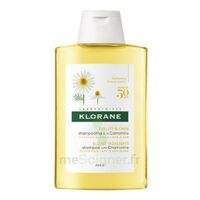Klorane Camomille Shampooing 200ml à MONTEREAU-FAULT-YONNE
