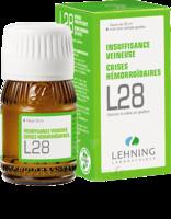Lehning L28 Solution buvable Fl/30ml à MONTEREAU-FAULT-YONNE