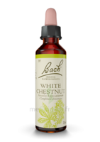 Fleurs de Bach® Original White Chestnut - 20 ml