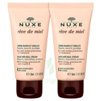 Rêve De Miel® Crème Mains Et Ongles 2*50ml à MONTEREAU-FAULT-YONNE