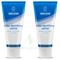 Weleda Duo Pâte Dentifrice Saline 150ml à MONTEREAU-FAULT-YONNE