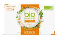 Nutrisanté Infusions Bio Tisane Digestion 20 Sachets à MONTEREAU-FAULT-YONNE
