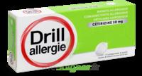 Drill 10 Mg Comprimés à Sucer Allergie Cétirizine Plq/7 à MONTEREAU-FAULT-YONNE