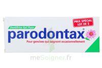 PARODONTAX DENTIFRICE GEL FLUOR 75ML x2 à MONTEREAU-FAULT-YONNE