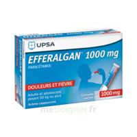 Efferalgan 1g Cappuccino granules 8 sachets à MONTEREAU-FAULT-YONNE