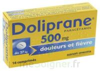 Doliprane 500 Mg Comprimés 2plq/8 (16) à MONTEREAU-FAULT-YONNE