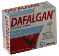 Dafalgan 150 Mg Poudre Effervescente Pour Solution Buvable B/12 à MONTEREAU-FAULT-YONNE