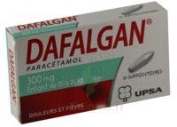 Dafalgan 300 Mg Suppositoires Plq/10 à MONTEREAU-FAULT-YONNE