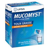 Mucomyst 200 Mg Poudre Pour Solution Buvable En Sachet B/18 à MONTEREAU-FAULT-YONNE