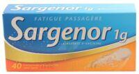 SARGENOR SANS SUCRE 1 g, comprimé effervescent 2T/20 (40) à MONTEREAU-FAULT-YONNE