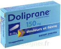 Doliprane 150 Mg Suppositoires 2plq/5 (10) à MONTEREAU-FAULT-YONNE