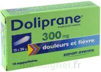 Doliprane 300 Mg Suppositoires 2plq/5 (10) à MONTEREAU-FAULT-YONNE