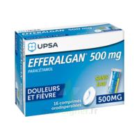 Efferalgan 500 Mg, Comprimé Orodispersible à MONTEREAU-FAULT-YONNE