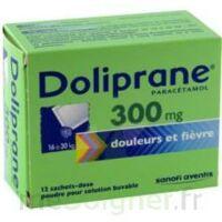Doliprane 300 Mg Poudre Pour Solution Buvable En Sachet-dose B/12 à MONTEREAU-FAULT-YONNE