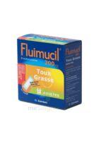 Fluimucil Expectorant Acetylcysteine 200 Mg Adultes Sans Sucre, Granulés Pour Solution Buvable En Sachet édulcorés à L'aspartam Et Au Sorbitol à MONTEREAU-FAULT-YONNE