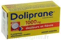 Doliprane 1000 Mg Comprimés Effervescents Sécables T/8 à MONTEREAU-FAULT-YONNE