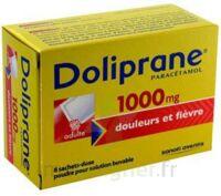 DOLIPRANE 1000 mg Poudre pour solution buvable en sachet-dose B/8 à MONTEREAU-FAULT-YONNE
