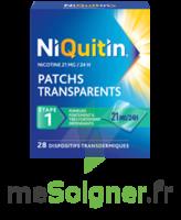 NIQUITIN 21 mg/24 heures, dispositif transdermique Sach/28 à MONTEREAU-FAULT-YONNE