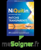 NIQUITIN 14 mg/24 heures, dispositif transdermique Sach/28 à MONTEREAU-FAULT-YONNE