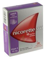Nicoretteskin 10 Mg/16 H Dispositif Transdermique B/28