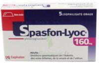 SPASFON LYOC 160 mg, lyophilisat oral à MONTEREAU-FAULT-YONNE