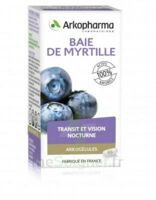 Arkogélules Myrtille Baies Gélules Fl/45 à MONTEREAU-FAULT-YONNE