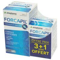 Forcapil Gélules croissance vitalité cheveux ongles B/180+60 à MONTEREAU-FAULT-YONNE