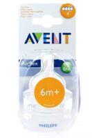 Tetine Avent Debit Rapide X 2 à MONTEREAU-FAULT-YONNE