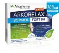 Arkorelax Sommeil Fort 8H Comprimés B/15 à MONTEREAU-FAULT-YONNE