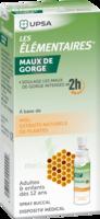 Les Elementaires Solution Buccale Maux De Gorge Adulte 30ml à MONTEREAU-FAULT-YONNE