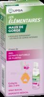 Les Elementaires Spray Buccal Maux De Gorge Enfant Fl/20ml à MONTEREAU-FAULT-YONNE