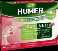 Humer Nez/gorge Jour&nuit 15 Comprimés à MONTEREAU-FAULT-YONNE