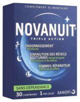 Novanuit Triple Action Comprimés B/30 à MONTEREAU-FAULT-YONNE