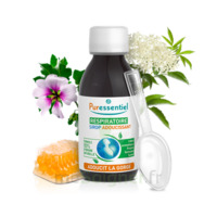Puressentiel Respiratoire Sirop Adoucissant Respiratoire - 125 Ml à MONTEREAU-FAULT-YONNE