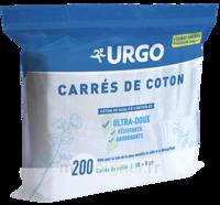 Urgo Carrés de Coton 8x10cm Non Stérile B/200 à MONTEREAU-FAULT-YONNE