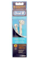 Brossette De Rechange Oral-b Ortho Care Essentials X 3 à MONTEREAU-FAULT-YONNE