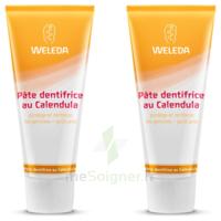 Weleda Duo Pâte Dentifrice Au Calendula 150ml à MONTEREAU-FAULT-YONNE