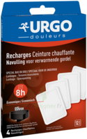 Urgo Recharges Ceinture Chauffante X4 à MONTEREAU-FAULT-YONNE