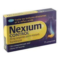 NEXIUM CONTROL 20 mg Cpr gastro-rés Plq/7 à MONTEREAU-FAULT-YONNE
