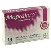Mopralpro 20 Mg Cpr Gastro-rés Film/14 à MONTEREAU-FAULT-YONNE