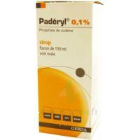 Paderyl 0,1 Pour Cent, Sirop à MONTEREAU-FAULT-YONNE