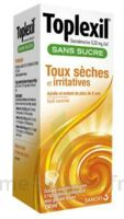 Toplexil 0,33 Mg/ml Sans Sucre Solution Buvable 150ml à MONTEREAU-FAULT-YONNE