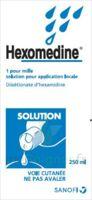 Hexomedine 1 Pour Mille S Appl Loc Fl/250ml à MONTEREAU-FAULT-YONNE