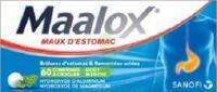 MAALOX HYDROXYDE D'ALUMINIUM/HYDROXYDE DE MAGNESIUM 400 mg/400 mg Cpr à croquer maux d'estomac Plq/60 à MONTEREAU-FAULT-YONNE