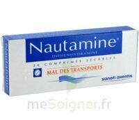 NAUTAMINE, comprimé sécable à MONTEREAU-FAULT-YONNE
