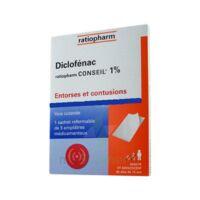 Diclofenac Ratiopharm Conseil 1 %, Emplâtre Médicamenteux à MONTEREAU-FAULT-YONNE
