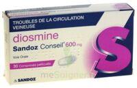 DIOSMINE SANDOZ CONSEIL 600 mg, comprimé pelliculé à MONTEREAU-FAULT-YONNE