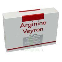 ARGININE VEYRON, solution buvable en ampoule à MONTEREAU-FAULT-YONNE