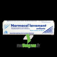 Normacol Lavement Enfants, Solution Rectale, Récipient Unidose à MONTEREAU-FAULT-YONNE